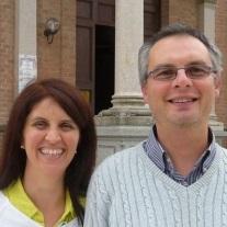 Nicoletta e Davide Oreglia